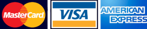 credit cards amex american express, maestro and visa
